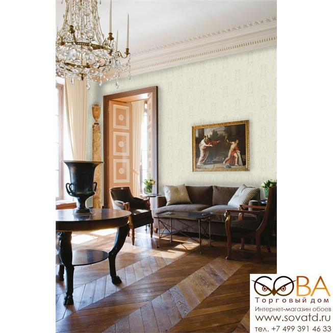 Обои Seabrook VM50217 Villa Medici купить по лучшей цене в интернет магазине стильных обоев Сова ТД. Доставка по Москве, МО и всей России