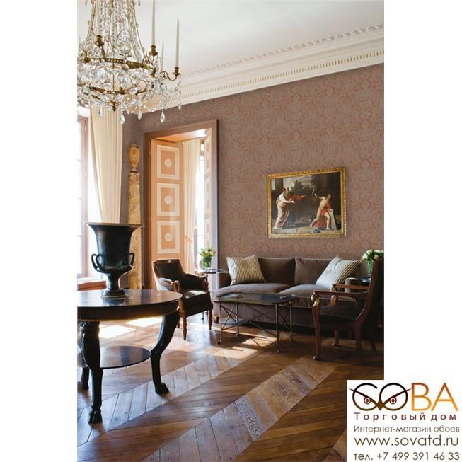 Обои Seabrook SO50106 Arabesque купить по лучшей цене в интернет магазине стильных обоев Сова ТД. Доставка по Москве, МО и всей России