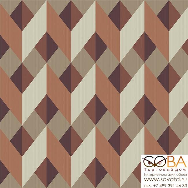Обои Milassa Geometrica GM5-020 купить по лучшей цене в интернет магазине стильных обоев Сова ТД. Доставка по Москве, МО и всей России
