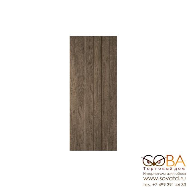 Плитка Creto  Effetto Wood Grey Dark 02 25х60 купить по лучшей цене в интернет магазине стильных обоев Сова ТД. Доставка по Москве, МО и всей России