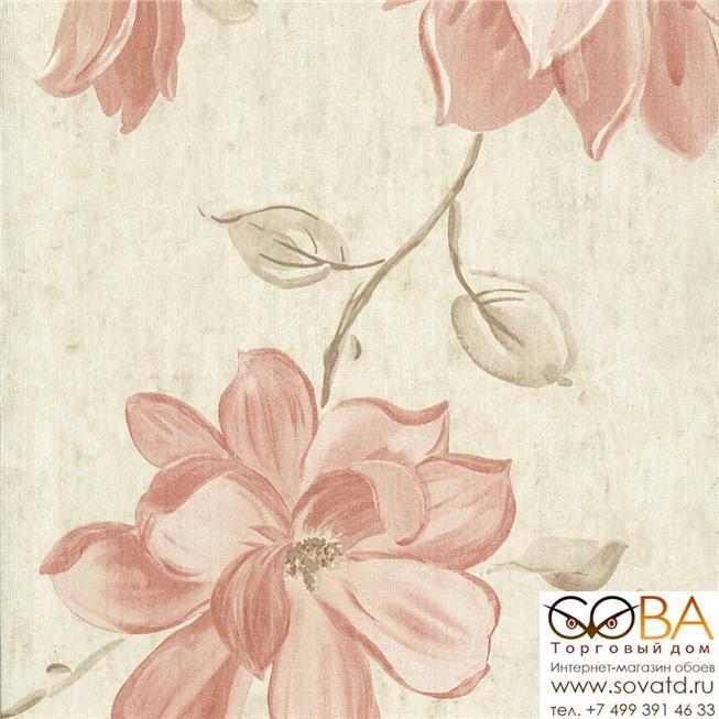Обои Grandeco PS-06-02-5 Pastel florals купить по лучшей цене в интернет магазине стильных обоев Сова ТД. Доставка по Москве, МО и всей России