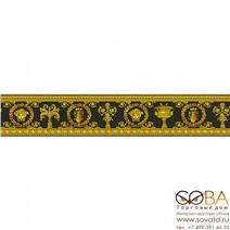 Бордюр A.S. Creation 34305-1 Versace 3 купить по лучшей цене в интернет магазине стильных обоев Сова ТД. Доставка по Москве, МО и всей России