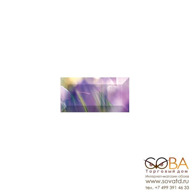 Бордюр Crocus  рельефный br1020D286-2 20х10 купить по лучшей цене в интернет магазине стильных обоев Сова ТД. Доставка по Москве, МО и всей России