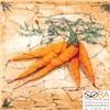 Декор Гурман  морковь (D-496) 16,5х16,5, интернет-магазин Sportcoast.ru