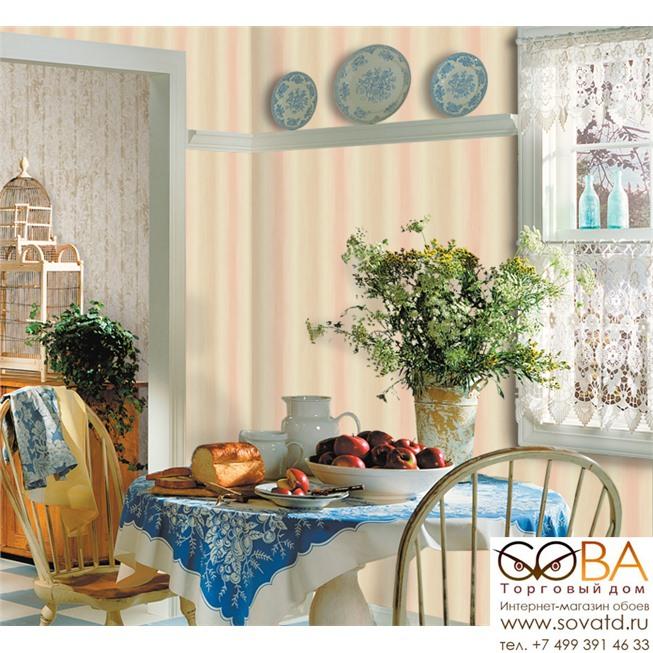Обои Seabrook AQ50611 Watercolor купить по лучшей цене в интернет магазине стильных обоев Сова ТД. Доставка по Москве, МО и всей России