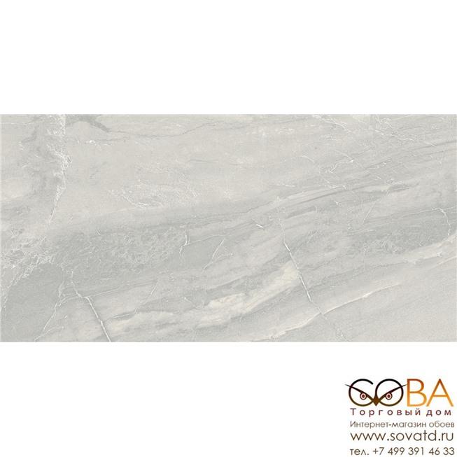 Керамогранит Roma Grey  светло-серый 60x120 полированный купить по лучшей цене в интернет магазине стильных обоев Сова ТД. Доставка по Москве, МО и всей России