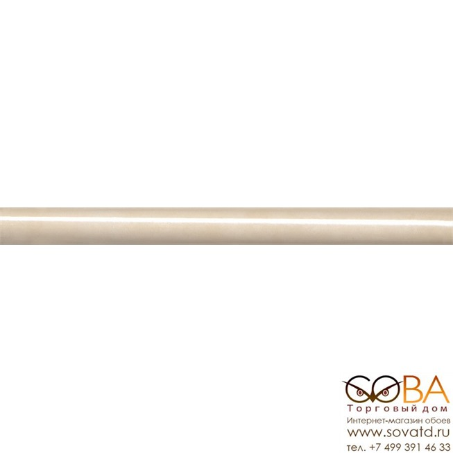 Бордюр Контарини  беж обрезной SPA011R 30х2,5 купить по лучшей цене в интернет магазине стильных обоев Сова ТД. Доставка по Москве, МО и всей России