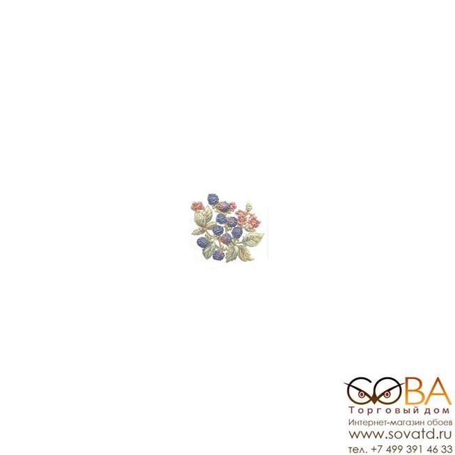 Декор Оранжерея  Ежевика TFA010 9,9х9,9 купить по лучшей цене в интернет магазине стильных обоев Сова ТД. Доставка по Москве, МО и всей России