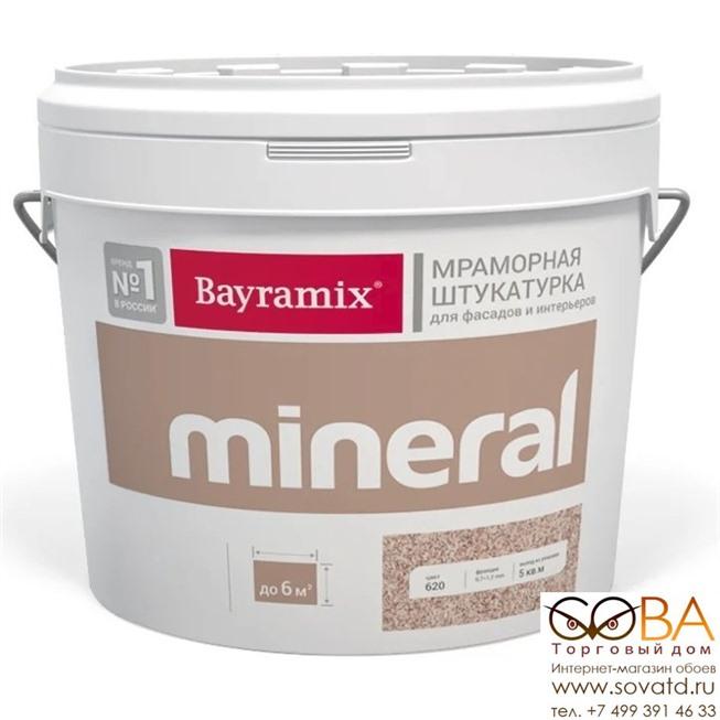 Мраморная штукатурка Bayramix Mineral купить по лучшей цене в интернет магазине стильных обоев Сова ТД. Доставка по Москве, МО и всей России