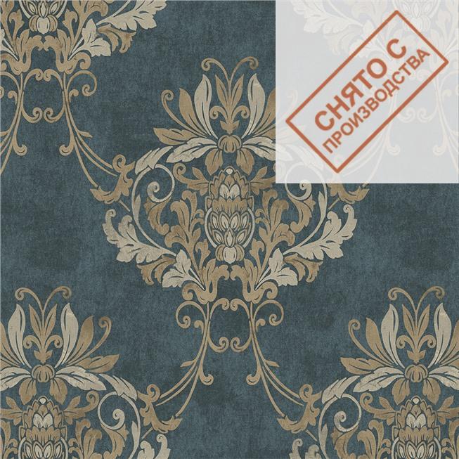 Обои Casa Mia Zinc RM30002 купить по лучшей цене в интернет магазине стильных обоев Сова ТД. Доставка по Москве, МО и всей России