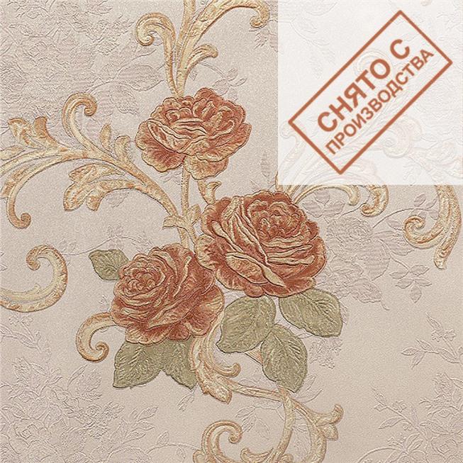 Обои Erismann 3554-3 Barocco купить по лучшей цене в интернет магазине стильных обоев Сова ТД. Доставка по Москве, МО и всей России