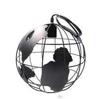 """Подвесной металлический светильник """"Глобус"""""""
