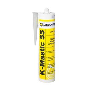 Клей герметик K-MASTIC 55, серый, 290 мл