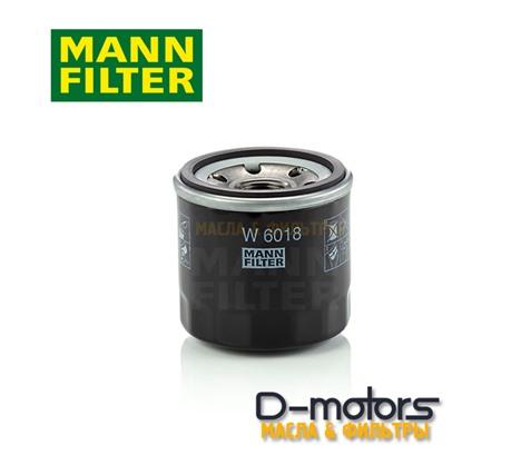 Фильтр масляный MANN  W6018