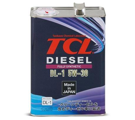 TCL Diesel 5W-30 DL-1 (4 л.)