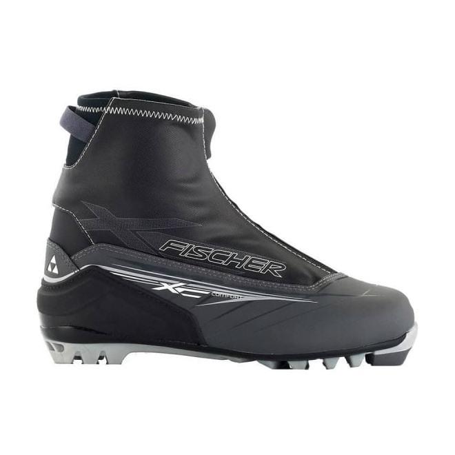 Ботинки NNN Fischer XC Comfort SILVER р.37, интернет-магазин Sportcoast.ru