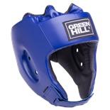 Шлем открытый Special HGS-4025, кожзам, синий