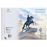 Альбом для рисования А5 Palazzo Петербургские тайны 40 листов, 160г/м2, на спирали АЛПт/А5