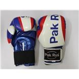 Перчатки боксерские Pak Rus , иск.кожа DX, 12 OZ PR-12432 (триколор)