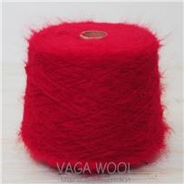 Пряжа Lilu из сури альпака, Красный, 130м/50г, Lama Lima