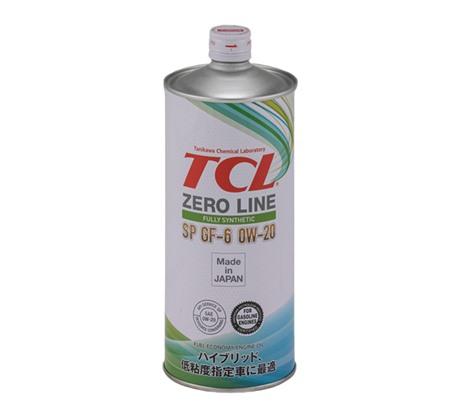 TCL Zero Line 0W-20 SP/GF-6 (1 л.)