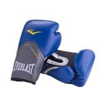 Перчатки боксерские Pro Style Elite 2210E, 10oz, к/з, синие