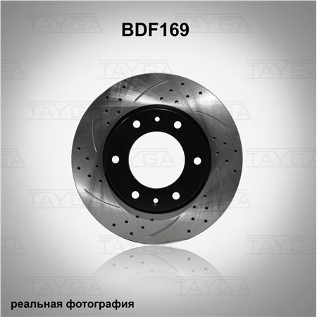 BDF169 - ПЕРЕДНИЕ
