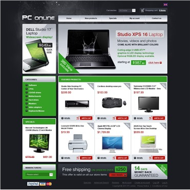 Computers Template