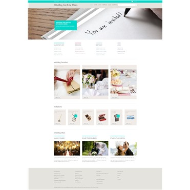 Wedding Template
