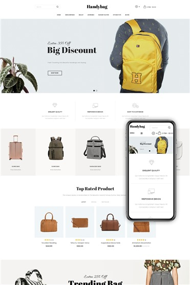 Handybag - Purse Store
