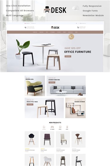 Desk Furniture Store