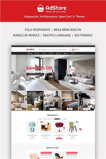 AdStore - Multipurpose Responsive