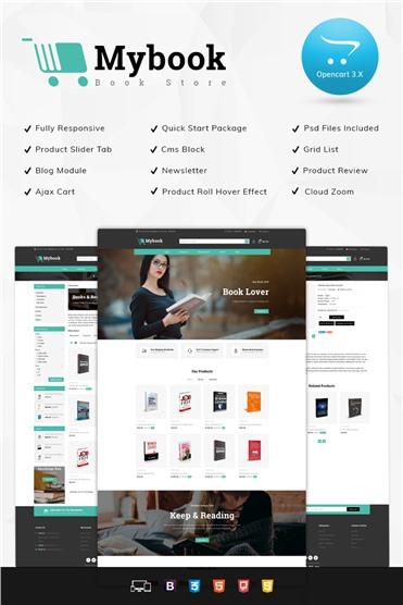 Mybook Book Store