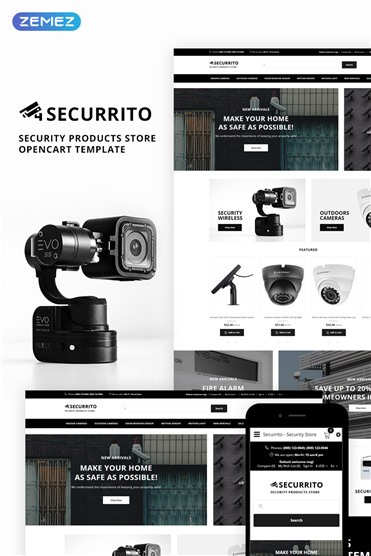 Securrito - Security Products Store