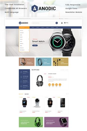 Anodic - Electronics Store