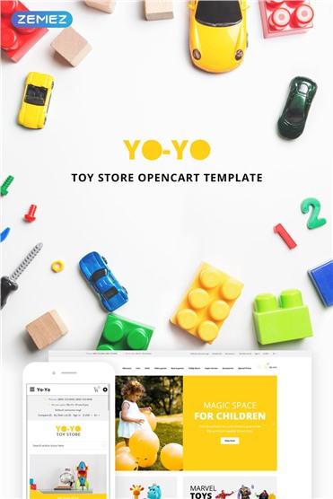 Yo-Yo Toy Store