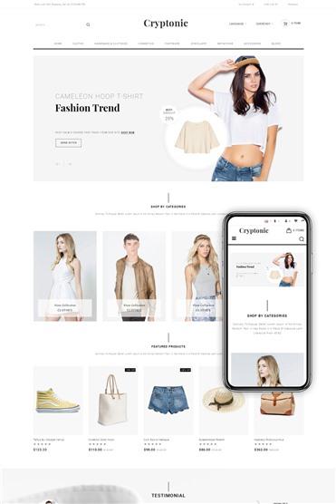 Cryptonic - Fashion Accessories Shop