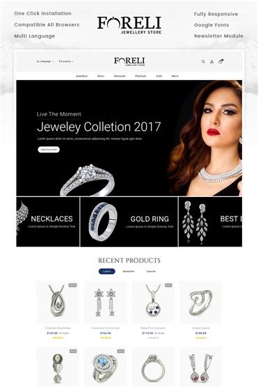 Foreli - Jewelry Store