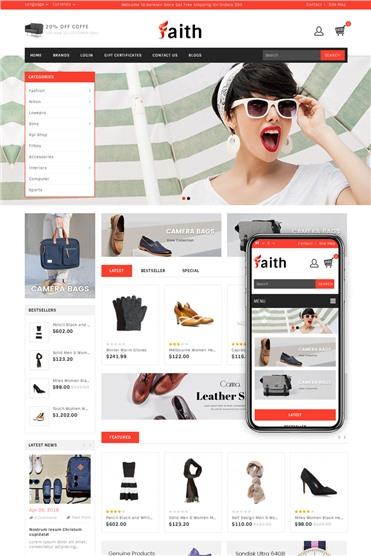 Faith - Fashion Accessories Store