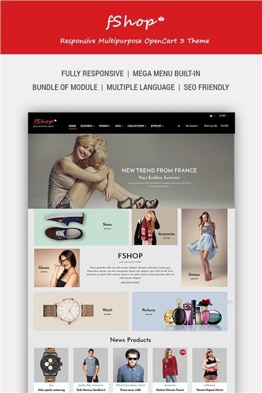fShop - Advanced eCommerce