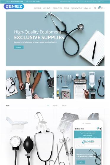 Exciolen - Medical Equipment Store