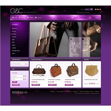 Purple Women Store