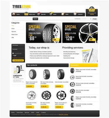 Wheels & Tires