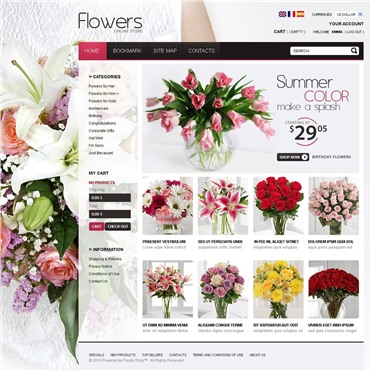 Floristic Products