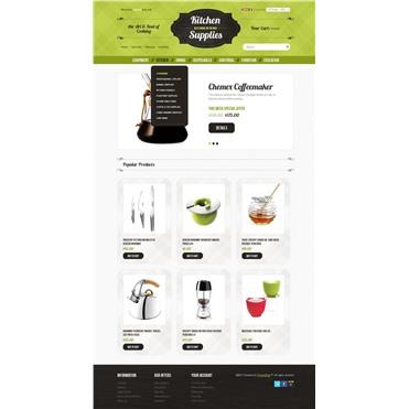 Kitchen and Supplies shop