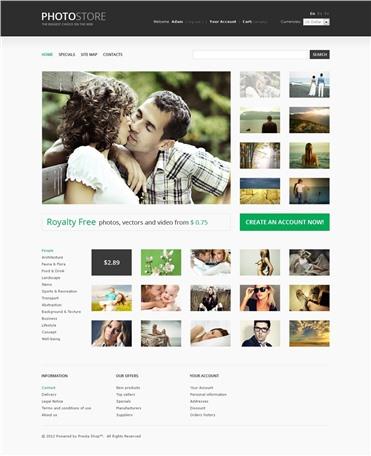 Stock Photo Bank