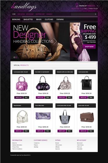 Designer's Handbags