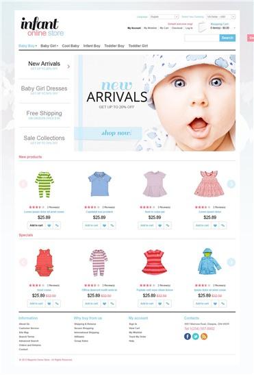 Online Infant Store