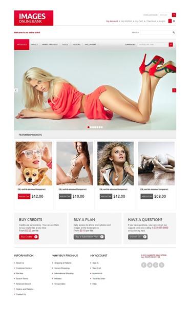 Online Image Bank