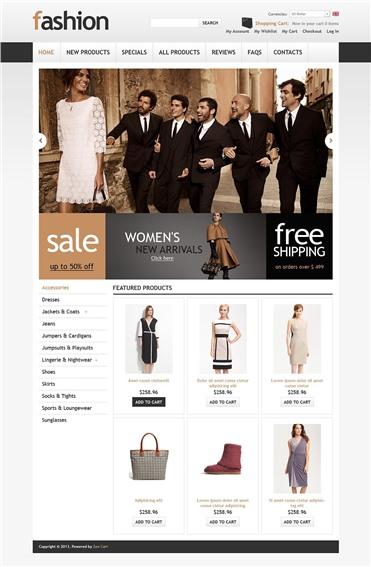 Classy Fashion Store